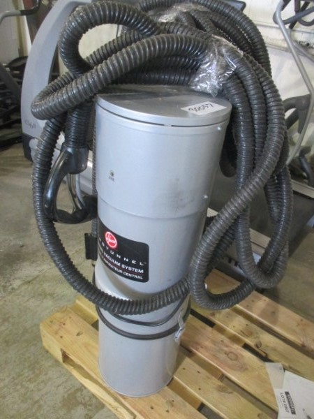 hoover central vacuum installation manual